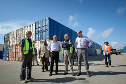 Deputy Secretary-General Visits Somalia