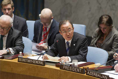 Secretary-General Addresses Security Council on UN-OIC Partnership