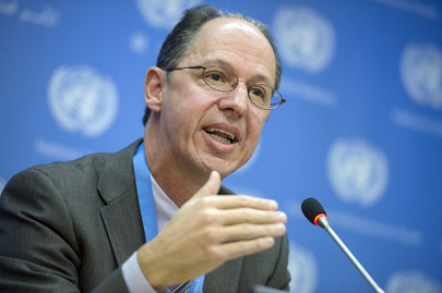 Press Conference by Rapporteur on Truth, Justice, Reparation and Guarantees of Non-Recurrence