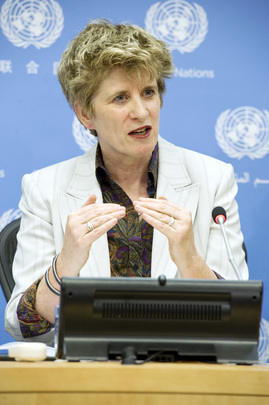 Press Briefing by Deputy Head of UNFPA