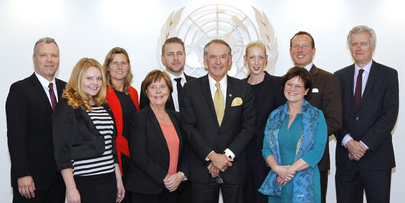 Deputy Secretary-General Meets Swedish Parliamentarians