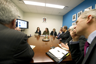 Secretary-General Briefed on Social Media