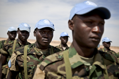 UN Peacekeeping Chief Arrives in Tessalit, Mali