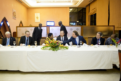 Secretary-General Attends Dinner in Bamako, Mali