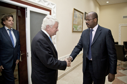 Head of UN Peacekeeping Meets Malian Prime Minister