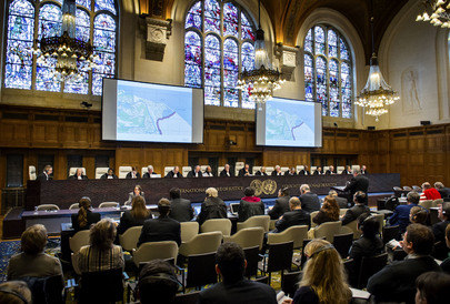 Opening of ICJ Public Hearings: Costa Rica v. Nicaragua
