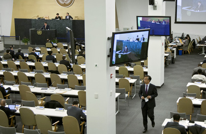 General Assembly Considers IAEA Annual Report