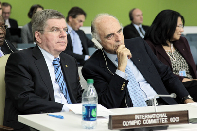Assembly Calls for 2014 Olympic Truce
