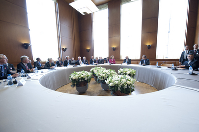 Two-day Talks in Geneva on Iran's Nuclear Programme