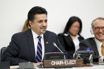 G77 Elects Bolivia as Chair for 2014