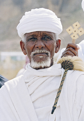 Orthodox Religious Leader in Eritrea