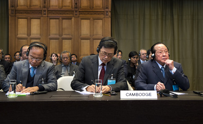 ICJ Delivers Verdict in Cambodia-Thailand Temple Case