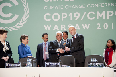UN Climate Change Conference Opens in Warsaw