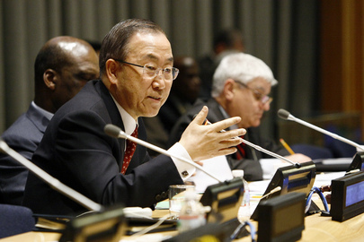 Secretary-General Briefs Assembly on Recent Joint Visit to Sahel
