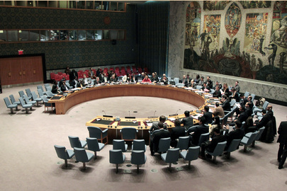 Security Council Meets on Democratic Republic of the Congo