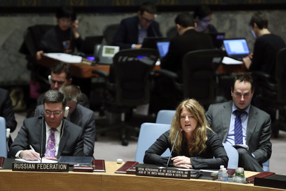 Security Council Meets on South Sudan