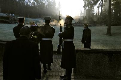 Antakalnis Cemetery, Lithuania