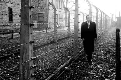 Secretary-General Visits Auschwitz-Birkenau, Poland