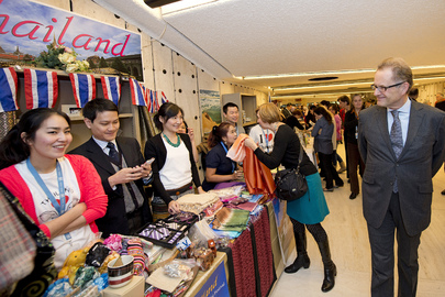 UN Women's Guild Annual Bazaar at UNOG