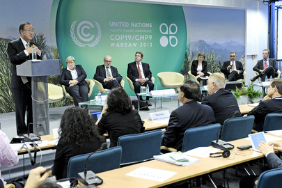 "Secretary-General at High-Level Event on ""UN System as Catalyst for Climate Action"""