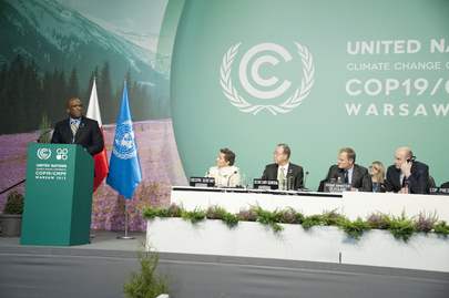 High-level Segment of Warsaw Climate Change Conference
