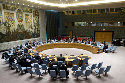 Security Council Discusses Central African Region, LRA-Affected Areas