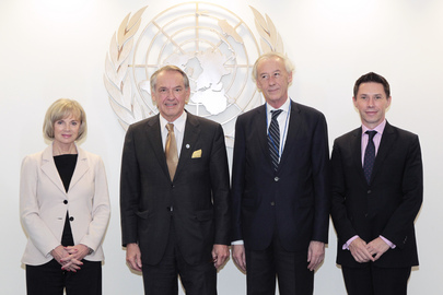 Deputy Secretary-General Meets Members of French Foreign Affairs Committee
