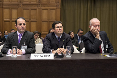 ICJ Court Order in Costa Rica v. Nicaragua Case