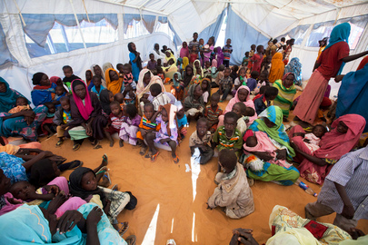 UNAMID Provides Medical Services in East Darfur