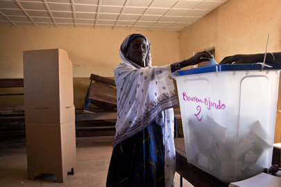 Parliamentary Elections in Mali