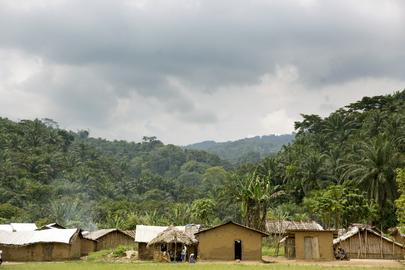 Scene from Otobora, North Kivu