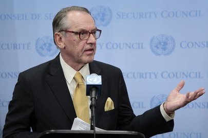 Deputy Secretary-General Briefs on Central African Republic