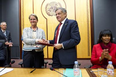 UNITAR Celebrates 50th Anniversary