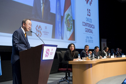 New Lima Declaration Adopted at UNIDO Conference