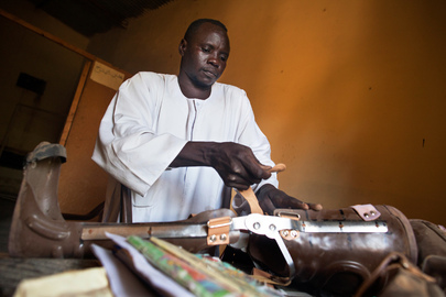 Darfur Organization Assists Persons with Disabilities