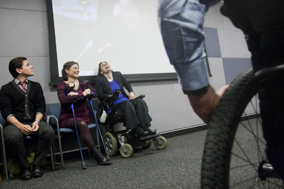 """Breaking Barriers, Opening Doors"" on Day of Persons with Disabilities"
