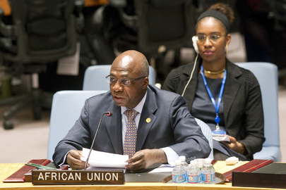 Security Council Authorizes African Union Mission in Central African Republic