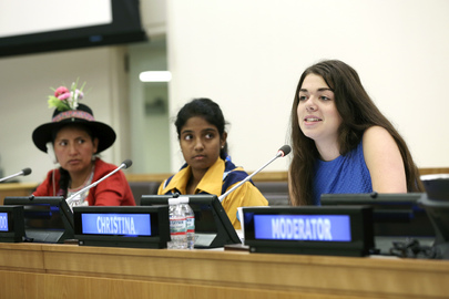 Forum on MDGs for Women and Girls