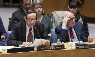 Security Council Reviews Reports on Rwanda and Yugoslavia War Crimes Tribunals
