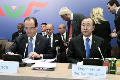 Secretary-General at Élysée Summit on Peace and Security in Africa