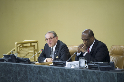 General Assembly Remembers Late Nelson Mandela