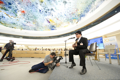Human Rights Day Event at Palais des Nations