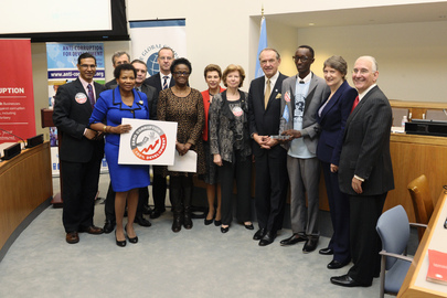 Event Marking International Anti-Corruption Day