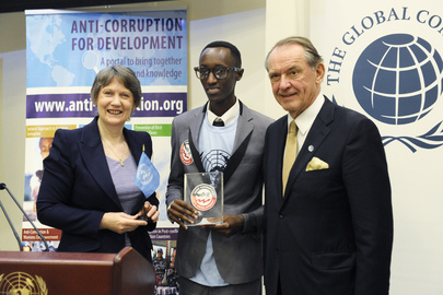 UN Marks International Anti-Corruption Day