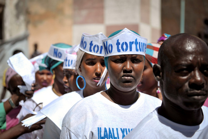 Human Rights Day Observed in Mogadishu