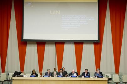 Panel Discussion on Creative Economy and Post-2015 Development Agenda