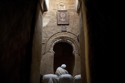 Djingareyber Mosque, Timbuktu