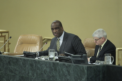 Assembly Considers Strengthening of Humanitarian and Disaster Relief