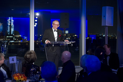 DSG Speaks at International Quality of Life Awards Dinner
