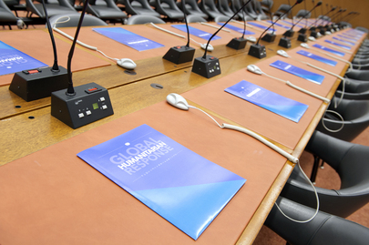 Launch of UN Humanitarian Response Plans and Requirements for 2014